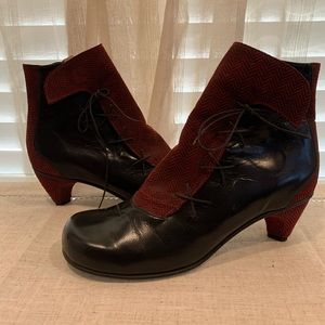 Shoes - Victorian style ankle boots